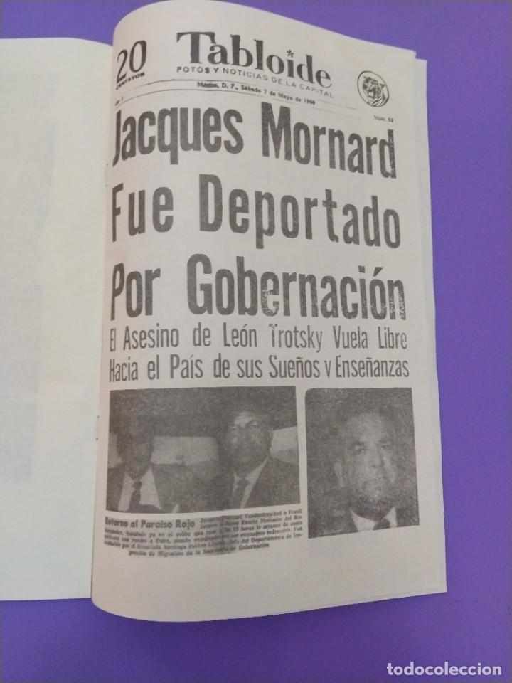Libros de segunda mano: BOX 37cm.EL CASO TROTSKY.PRESENTACION DE UN PROCESO POR RAUL CARRANCA Y RIVAS.CONEPOD MEXICO D.F1994 - Foto 56 - 222396180