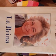 Libros de segunda mano: LA REINA. Lote 222413240