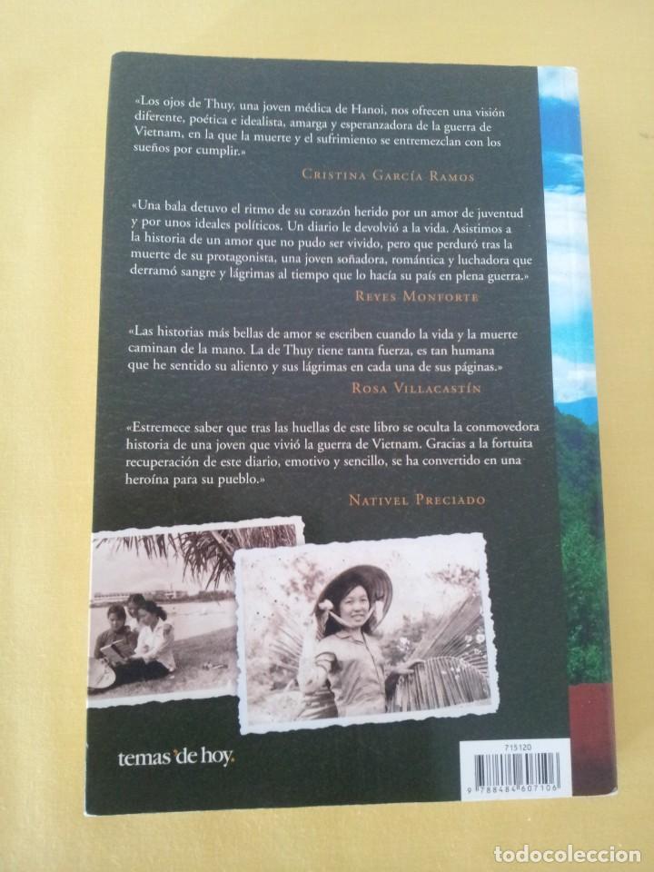 Libros de segunda mano: DANG THUY TRAM - ANOCHE SOÑE CON LA PAZ, DIARIO DE UNA JOVEN VIETNAMITA - TEMAS DE HOY 2008 - Foto 3 - 222457226