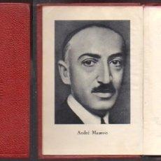 Libros de segunda mano: DISRAELI. COLECCIÓN CRISOL Nº 1 - MAUROIS, ANDRE - A-CRISOL-1325. Lote 222601708