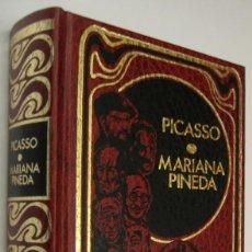 Libros de segunda mano: PICASSO - MARIANA PINEDA - GRANDES BIOGRAFIAS. Lote 222643430