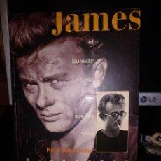 Libros de segunda mano: PAUL ALEXANDER . JAMES DEAN. EDICIÓNES B 1995. Lote 222717906