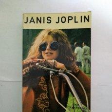 Libros de segunda mano: JANIS JOPLIN - MYRA FRIEDMAN. Lote 222845645
