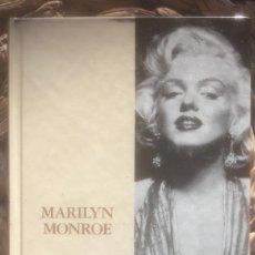 Libros de segunda mano: MARILYN MONROE. LUIS GASCA - ABC/EDICIONES FOLIO 2003 PROTAGONISTAS DEL SIGLO XX Nº 2. Lote 223047006