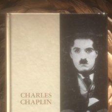 Libros de segunda mano: CHARLES CHAPLIN. MANUEL VILLEGAS LÓPEZ - ABC/EDICIONES FOLIO 2003 PROTAGONISTAS DEL SIGLO XX Nº 14. Lote 223051531