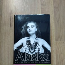 Livros em segunda mão: ALASKA Y OTRAS HISTORIAS DE LA MOVIDA. RAFA CERVERA.. Lote 224062330