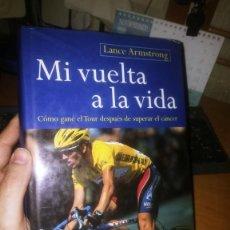 Libros de segunda mano: LIBRO: LANCE AMSTRONG. MI VUELTA A LA VIDA. Lote 224758727