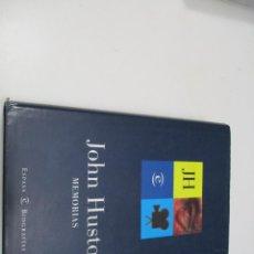 Libros de segunda mano: JOHN HUSTON MEMORIAS Q3807T. Lote 224837113