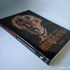 Libros de segunda mano: JOAQUÍN TORRES-GARCÍA. HISTORIA DE MI VIDA. Lote 225021457