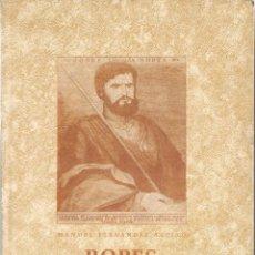 Libros de segunda mano: BOBES. MARISCAL ASTURIANO PARA LA HISTORIA. Lote 225139835