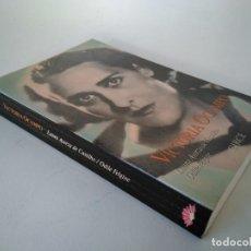 Livres d'occasion: LAURA AYERZA Y ODILE FELGINE. VICTORIA OCAMPO. Lote 225299980