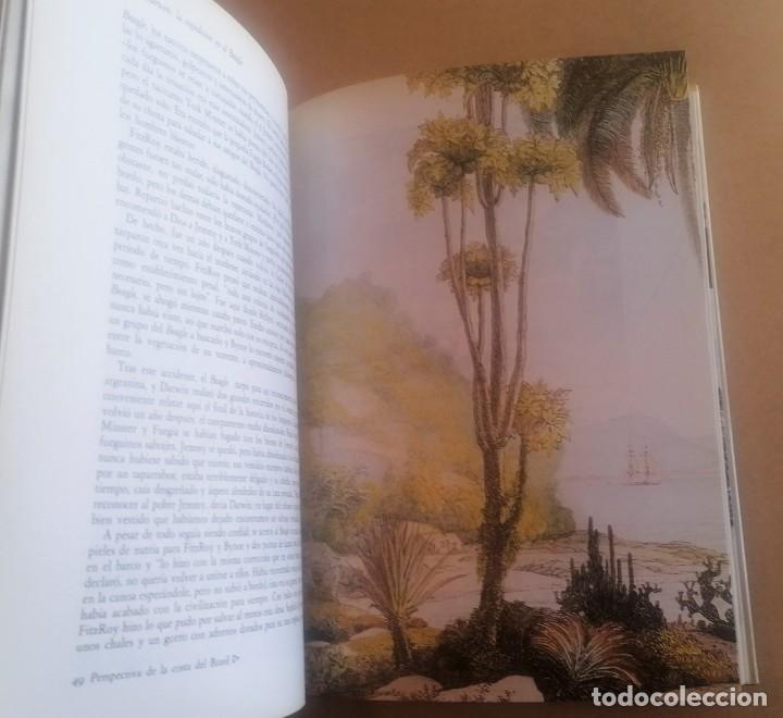 Libros de segunda mano: Alan Moorehead, Darwin. La expedición en el Beagle (1831-1836), Edicionesl del Serbal, 1982 - Foto 4 - 226121410