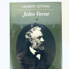 Libros de segunda mano: JULES VERNE. HERBERT LOTTMAN.-NUEVO. Lote 226690745
