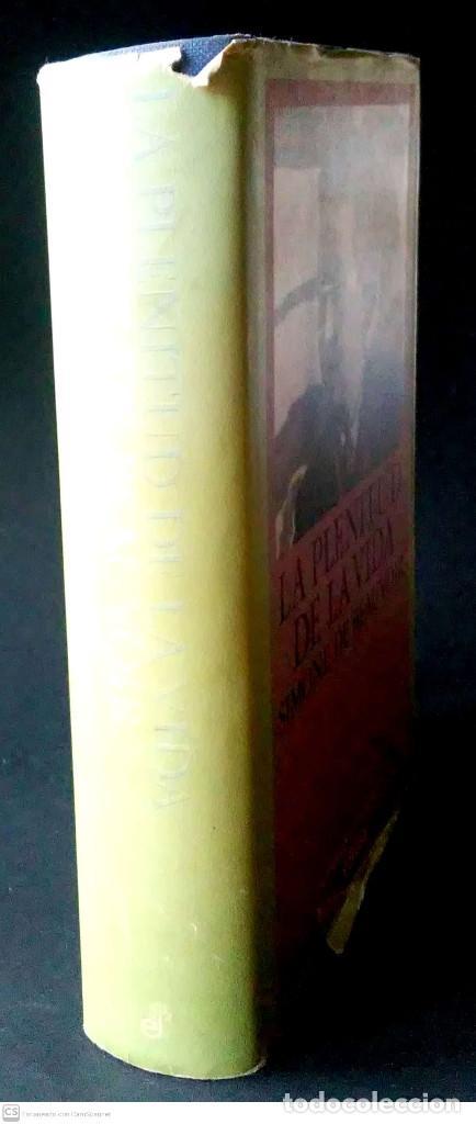 Libros de segunda mano: La plenitud de la vida. Simone de beauvoir. Edhasa. 1960. - Foto 3 - 226699520