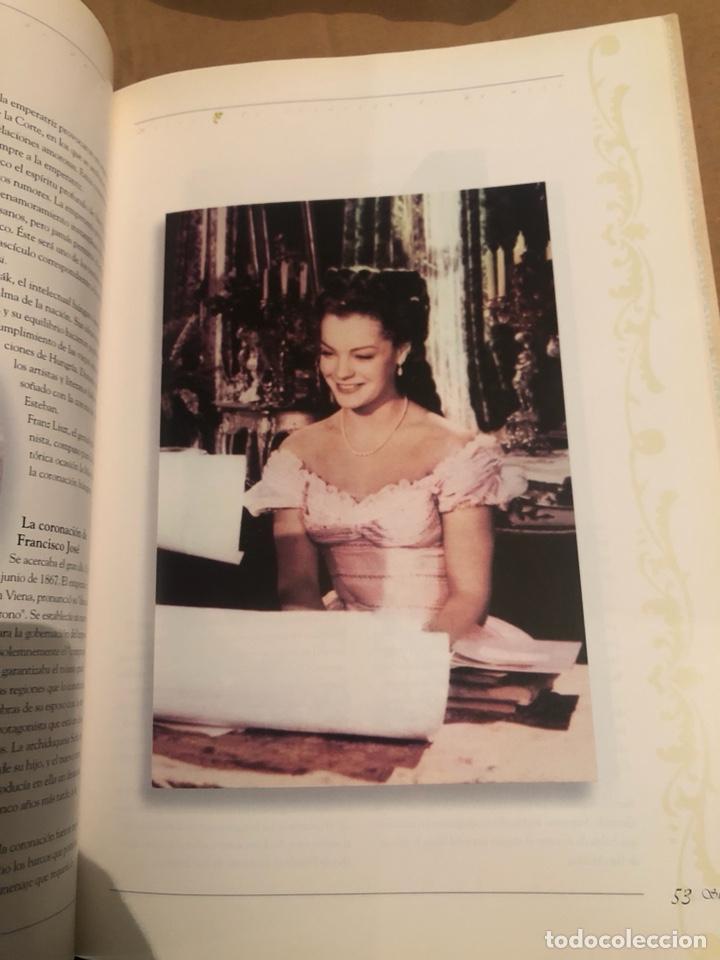 Libros de segunda mano: Libro de sissi emperatriz - Foto 4 - 226903145