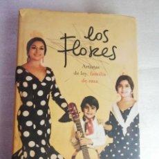 Libros de segunda mano: LOLA FLORES - ARTISTAS DE LEY FAMILIA DE RAZA - CARMEN DOMINGO. Lote 226909555