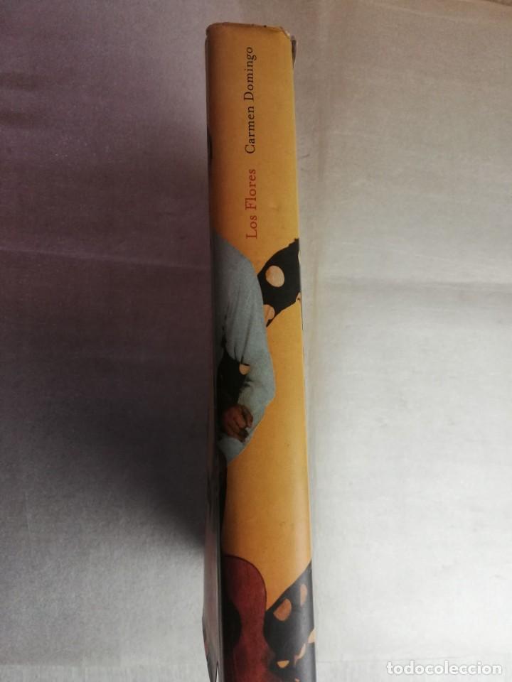 Libros de segunda mano: LOLA FLORES - ARTISTAS DE LEY FAMILIA DE RAZA - CARMEN DOMINGO - Foto 2 - 226909555