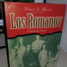 Livros em segunda mão: LOS ROMANOV CAPÍTULO FINAL - MASSIE, ROBERT K.. Lote 278159738