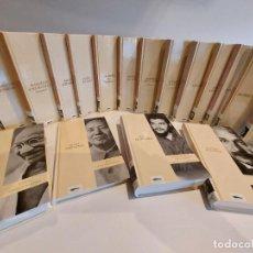 Libros de segunda mano: BIBLIOTECA ABC / PROTAGONISTAS DEL SIGLO XX / COLECCIÓN COMPLETA 19 TOMOS / 2003 / OCASIÓN !!. Lote 227549020