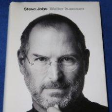 Libros de segunda mano: STEVE JOBS - WALTER ISSACSON - DEBATE (2011). Lote 228190505