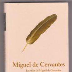 Libros de segunda mano: MIGUEL DE CERVANTES. ANDRÉS TRAPIELLO. Lote 228489172