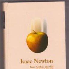 Libros de segunda mano: ISAAC NEWTON UNA VIDA. RICHARD S. WESTFALL. Lote 228489365