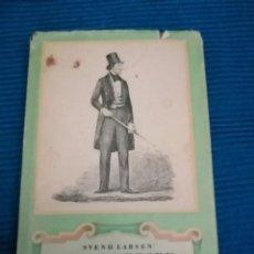 Libros de segunda mano: AUTOBIOGRAFÍA SVEND LARSEN H. C. ANDERSEN, EN DANÉS 1949. Lote 228510965