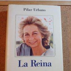 Libros de segunda mano: LA REINA DE PILAR URBANO. Lote 228697035