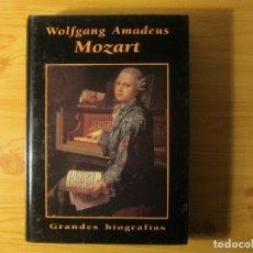 Libros de segunda mano: WOLFGANG AMADEUS MOZART. Lote 229876705