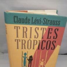 Livres d'occasion: TRISTES TRÓPICOS. Lote 230003175