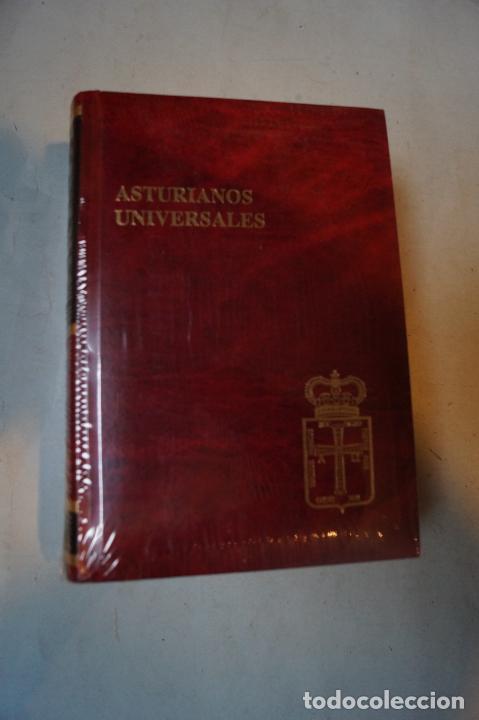 Libros de segunda mano: ASTURIANOS UNIVERSALES - Foto 4 - 230486655