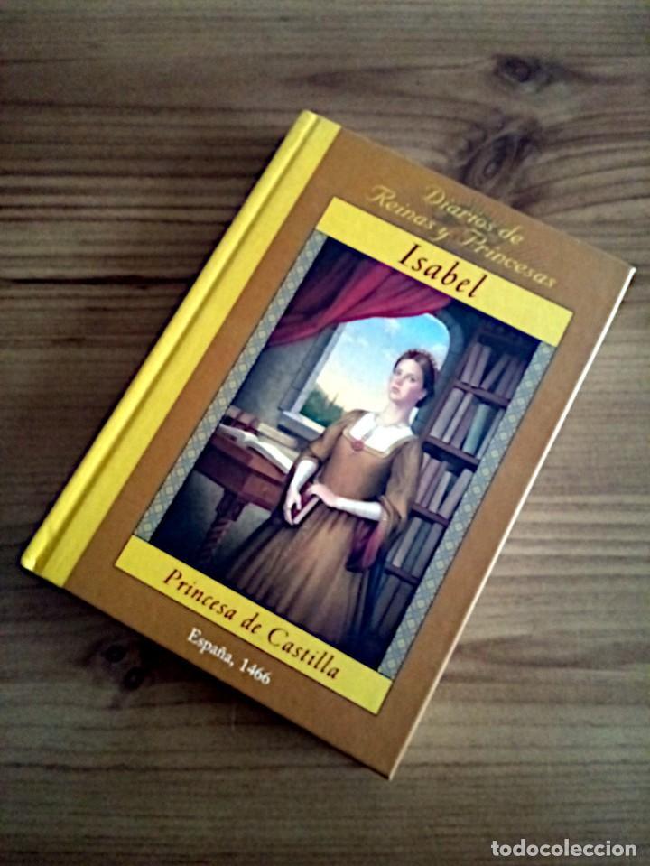 Libros de segunda mano: ISABEL. PRINCESA DE CASTILLA. MEYER CAROLYN. SALAMANDRA. 1 ª ED. 2001 NUEVO. - Foto 7 - 230590625