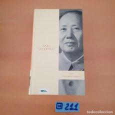 Libros de segunda mano: MAO ZEDON. Lote 230634000
