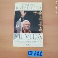 Libros de segunda mano: MI VIDA. Lote 230635005
