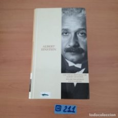 Libros de segunda mano: ALBERT EINSTEIN. Lote 230635320