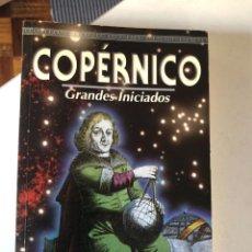 Libros de segunda mano: COPÉRNICO. GRANDES INICIADOS DE CARTER SCOTT. Lote 232466075