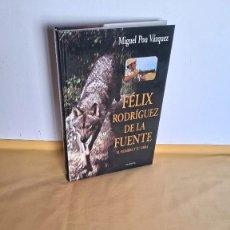 Libros de segunda mano: MIGUEL POU VAZQUEZ - FELIX RODRIGUEZ DE LA FUENTE, EL HOMBRE Y SU OBRA - PLANETA 1995. Lote 232862120