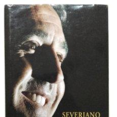Livros em segunda mão: SEVERIANO BALLESTEROS - AUTOBIOGRAFIA - EDICIONES TUTOR - 2008. Lote 233211910