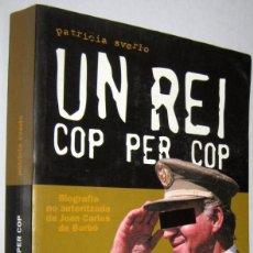Libros de segunda mano: UN REI COP PER COP - PATRICIA SVERLO - EN CATALAN. Lote 233284800