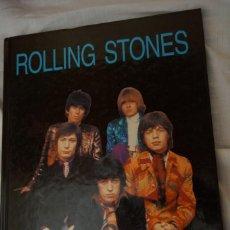 Libros de segunda mano: THE ROLLING STONES - DAVID CARTER - EDITORIAL LIBSA. Lote 234009215