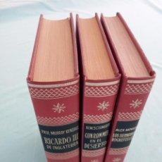 Libros de segunda mano: 3 LIBROS DE EDITORIAL JUVENTUD. Lote 234016730