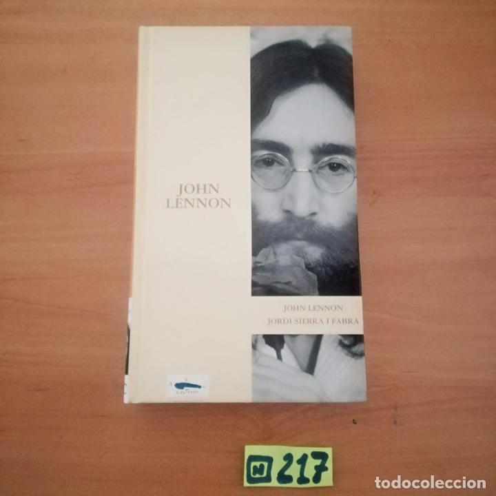 JOHN LENNON (Libros de Segunda Mano - Biografías)