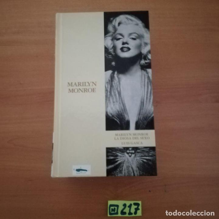 MARILYN MONROE (Libros de Segunda Mano - Biografías)