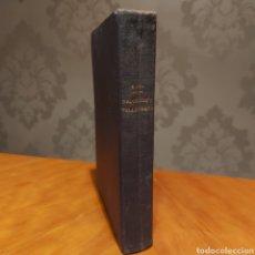 Libros de segunda mano: NAPOLEÓN Y TALLEYRAND EMILE DARD MÉXICO 1953 GANDESA ODON DURAN D'OCON. Lote 234568740