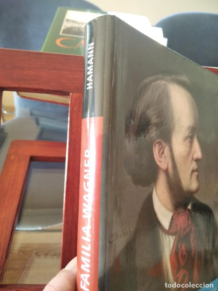 Libros de segunda mano: LA FAMILIA WAGNER-BRIGITTE HAMANN-EDITORIAL JUVENTUD-1º EDICION 2009 - Foto 2 - 234855425