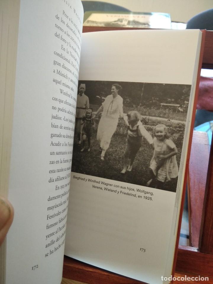 Libros de segunda mano: LA FAMILIA WAGNER-BRIGITTE HAMANN-EDITORIAL JUVENTUD-1º EDICION 2009 - Foto 6 - 234855425