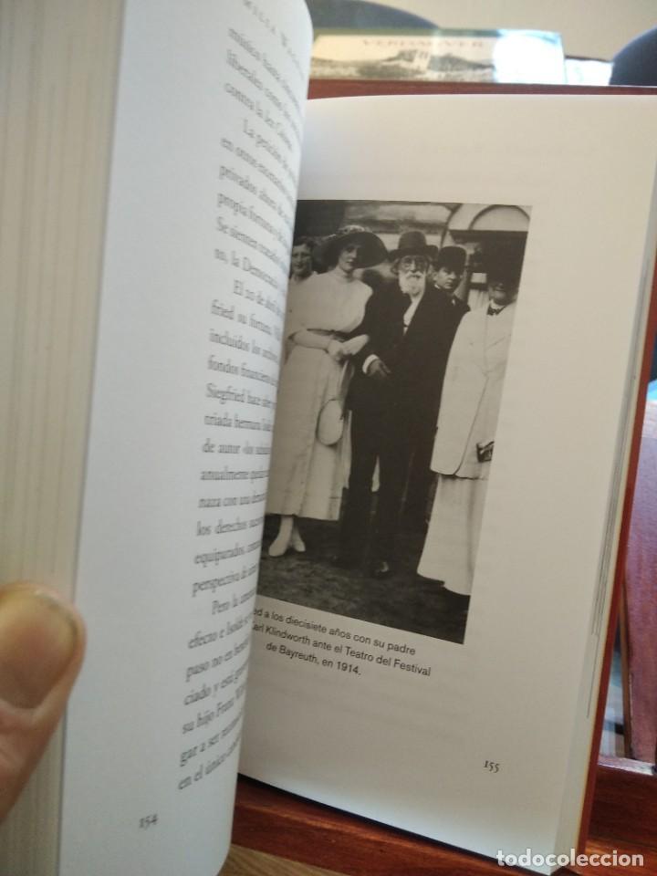 Libros de segunda mano: LA FAMILIA WAGNER-BRIGITTE HAMANN-EDITORIAL JUVENTUD-1º EDICION 2009 - Foto 7 - 234855425