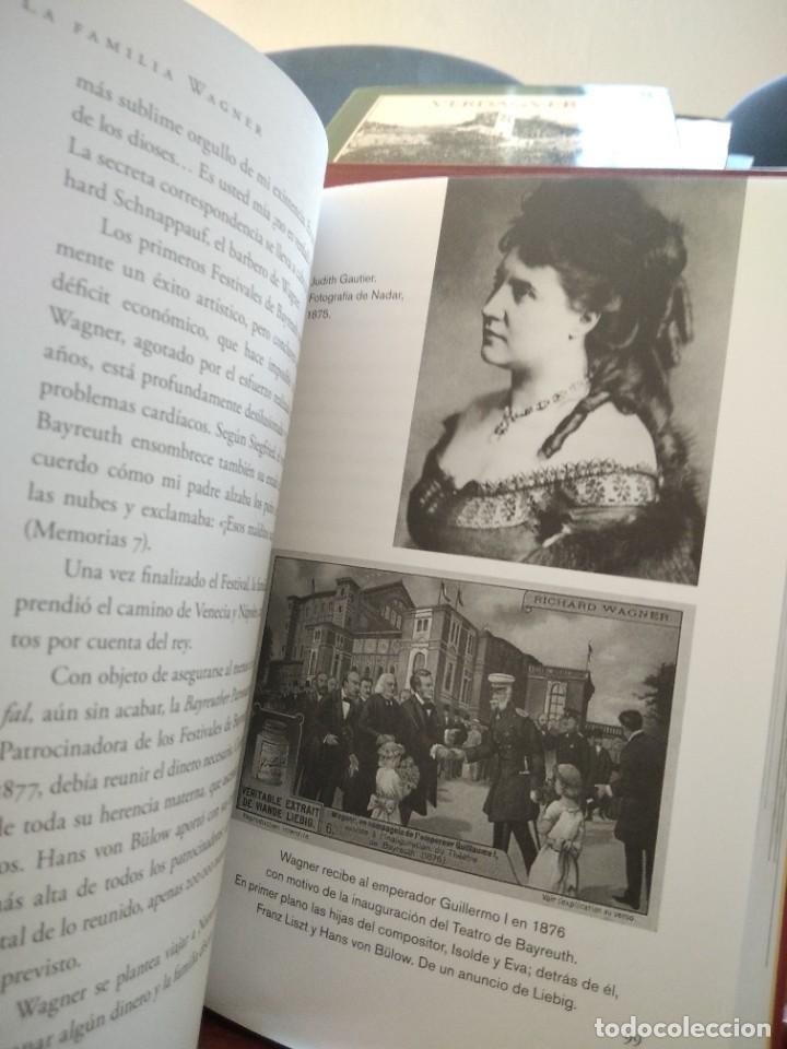 Libros de segunda mano: LA FAMILIA WAGNER-BRIGITTE HAMANN-EDITORIAL JUVENTUD-1º EDICION 2009 - Foto 8 - 234855425