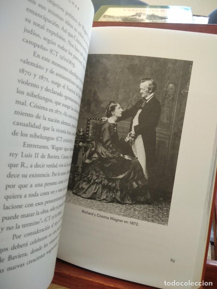 Libros de segunda mano: LA FAMILIA WAGNER-BRIGITTE HAMANN-EDITORIAL JUVENTUD-1º EDICION 2009 - Foto 9 - 234855425