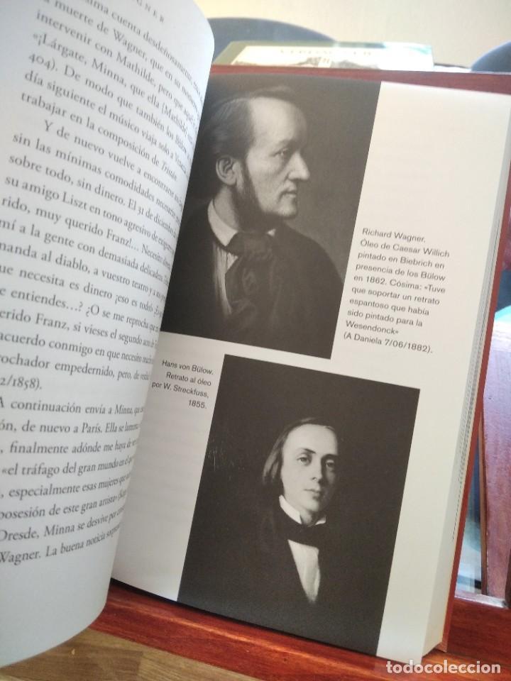 Libros de segunda mano: LA FAMILIA WAGNER-BRIGITTE HAMANN-EDITORIAL JUVENTUD-1º EDICION 2009 - Foto 12 - 234855425